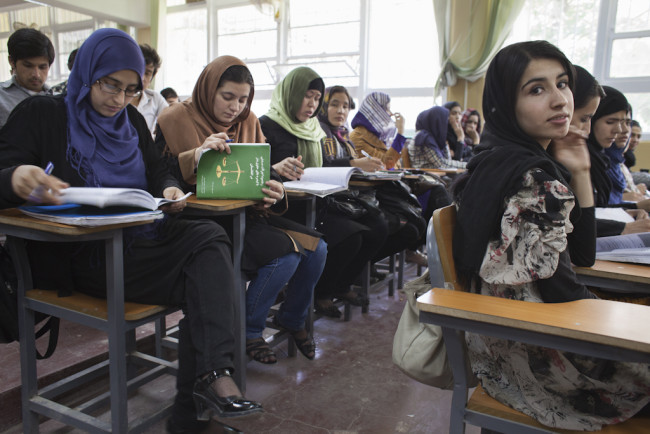 afghanistan-female-students