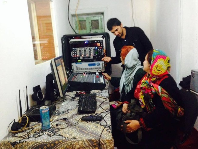 radio-roshani-kunduz-afghanistan