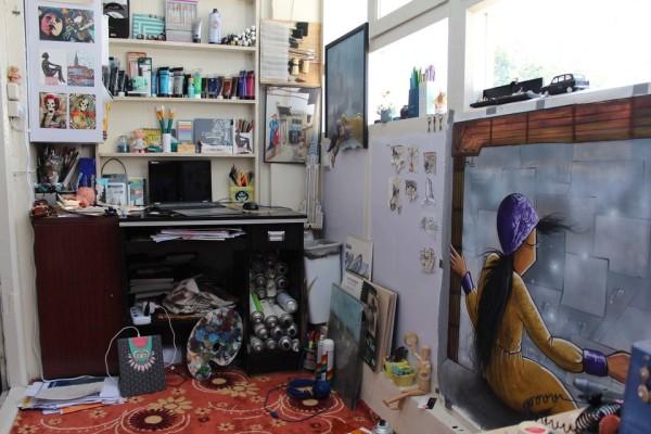 shamsia-hassani-street-artist
