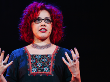 Egyptian Feminist Author Mona Eltahawy Explains Why Feminism Should Not Be A Threat To Men