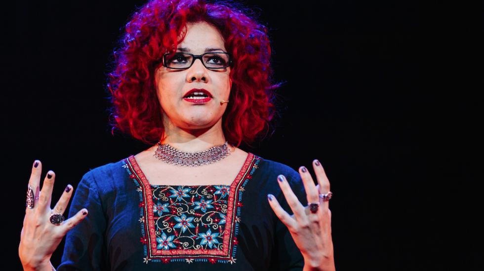 Egyptian Feminist Author Mona Eltahawy Explains Why Feminism Should Not Be A Threat To Men