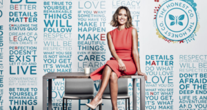 Billion Dollar Business Woman Jessica Alba On Embracing Her Femininity In A Man's World