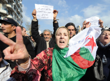 New Algerian Law Finally Defines Sexual Harassment & Violence Against Women As A Crime