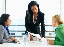 Major New Study Claims Companies With Females In Leadership See More Financial Profits