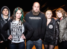 Punk Band 'War On Women' Tackles Harassment, Rape & Sexism In Their In-Your-Face Lyrics