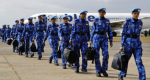 United Nations' First All-Female Peacekeeping Unit Hailed As Heroes By World Leader