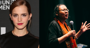 Emma Watson Ditches Acting To Interview Feminist Icons Bell Hooks & Gloria Steinem
