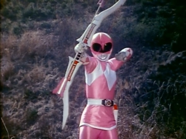 good news 90s kids the pink power ranger is getting her own comic