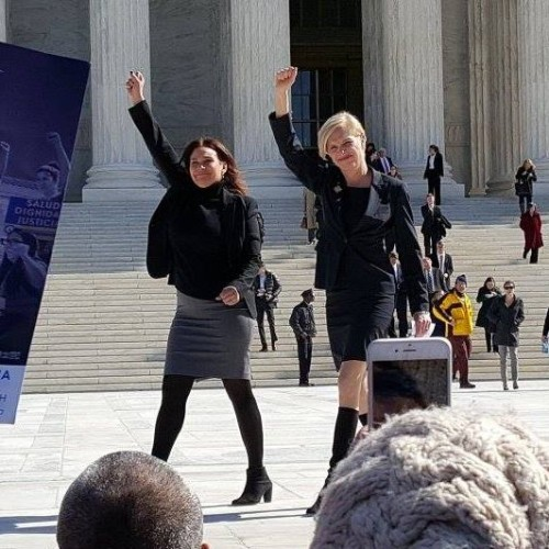 Ilyse-Hogue-NARAL-Cecile-Richards-Planned-Parenthood