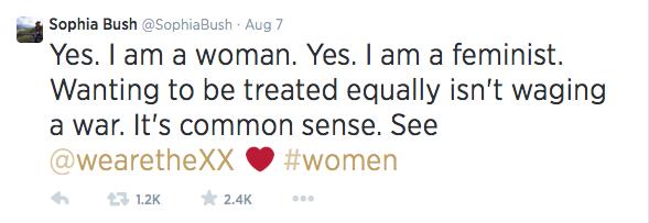 Sophia-bush-tweet