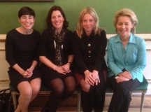 These 4 Women Are The Defense Ministers of Norway, Sweden, Germany & The Netherlands