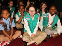 How The Girl Scouts Are Paving The Way For Female Empowerment And Girls' Leadership