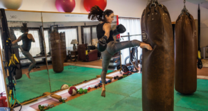 Saudi Arabia's 1st Female Boxing Trainer Defying The Kingdom's Conservative Society