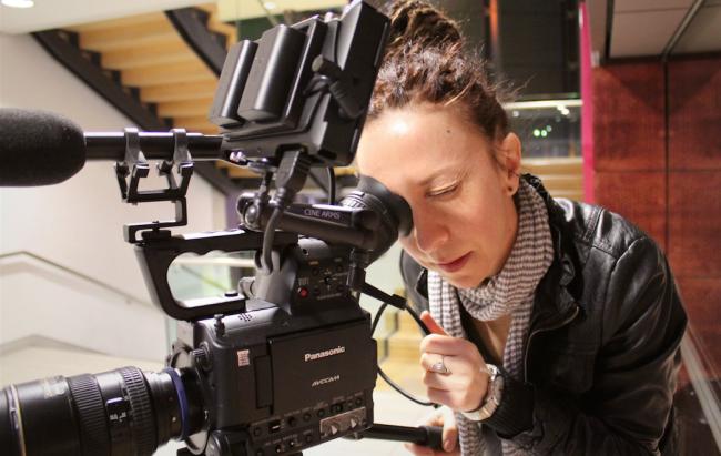 female-filmmaker