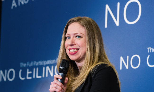 Wonder Of Science Essay Chelsea Clinton Wrote An Essay About Gender Equality Progress It Was Both  Empowering  Depressing At The Same Time Thesis For Argumentative Essay also Essay Proposal Format Chelsea Clinton Wrote An Essay About Gender Equality Progress It  Persuasive Essay Sample High School