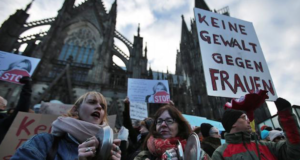 Thousands Of Germans Take Part In 'Reclaim Feminism' Protest To Stand Against Rape & Sexual Assault