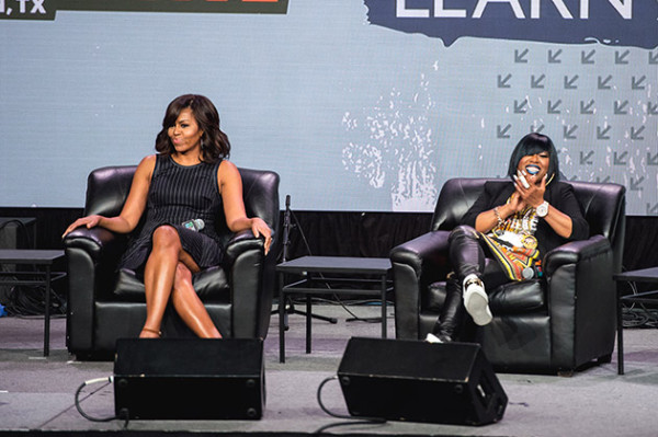 michelle-obama-sxsw-missy-elliott