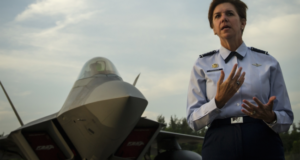 Air Force General Lori Robinson Set To Become The Highest Ranking Woman In US Military History