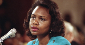 Anita Hill Talks Sexual Harassment, Race, Women In Politics, And Her Landmark 1991 Hearing