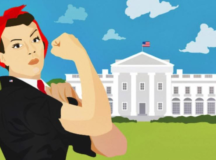 """Deal Me In"" – Why The 2016 US Presidential Election Will Be A Game-Changer For Women"