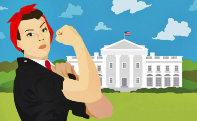 """""""Deal Me In"""" – Why The 2016 US Presidential Election Will Be A Game-Changer For Women"""