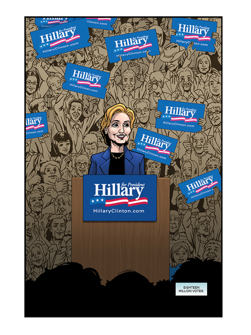 Hillary-clinton-storm-entertainment-female-force