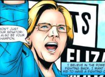 No Cape Needed: Senator Elizabeth Warren Becomes Immortalized As A Comic Book Superhero