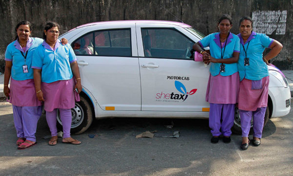 female-only-ride-share-india