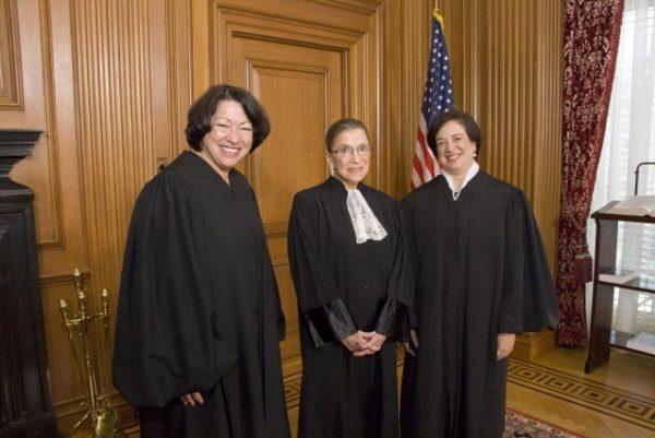 female-SCOTUS-justices
