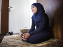 """""""Not On My Watch!"""" This Teen Is Raising Her Voice To Stop Child Marriage In Refugee Camps"""