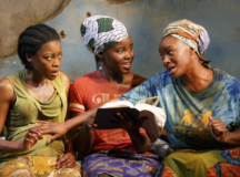 'Eclipsed' Makes History On Broadway As The Only Play With An Entirely Black Female Cast