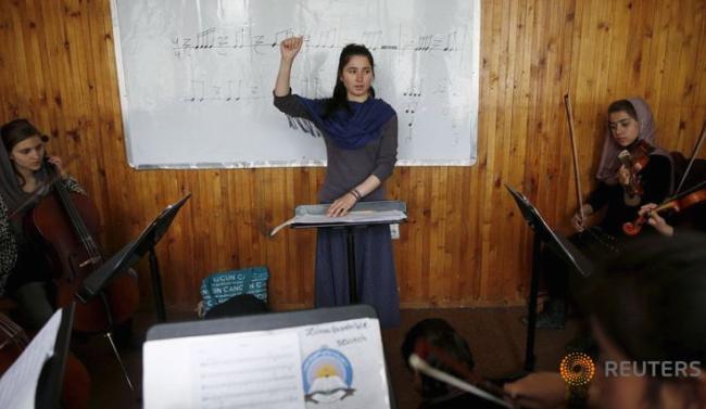 Negin-Khpalwak-Zohra orchestra-afghanistan