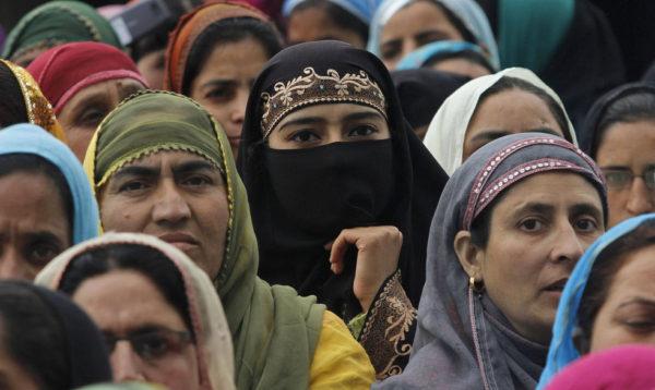 Muslim-women in-india