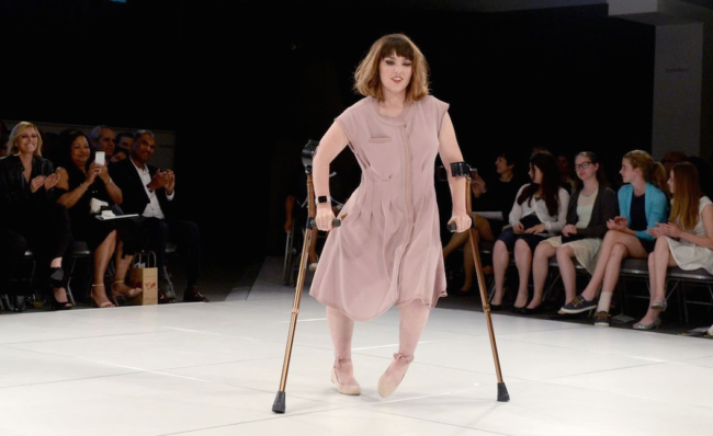 Disabled Fashion Designers