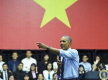 President Obama Emphasized The Need For Gender Equality & Activism On His Visit To Vietnam