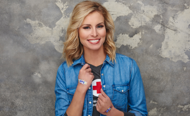 niki-taylor-nexcare-give-campaign-red-cross