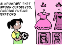 This Comic Series Perfectly Explains The Need For Intersectional Feminism