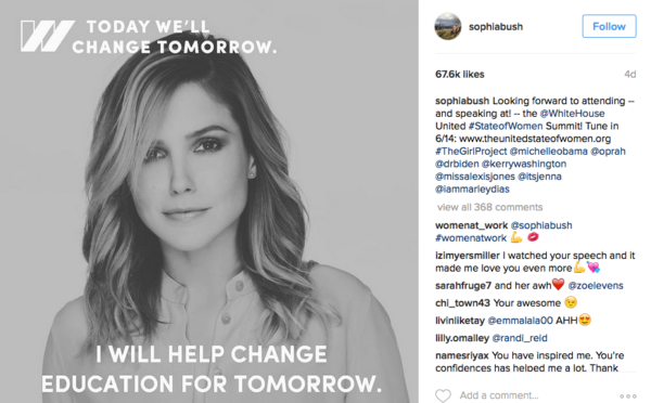 Sophia-bush-instagram