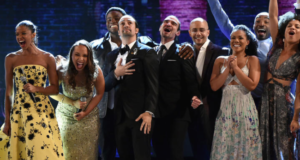 'Hamilton' Wins Big At The 2016 Tony's By Setting New Standards For Diversity On Broadway