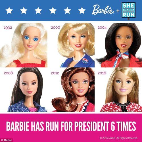 president-barbie