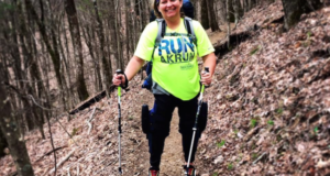 Ain't No Mountain High Enough: Paralyzed Woman Hikes The Appalachian Trail Solo