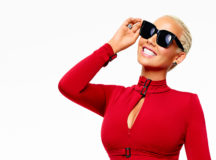 Amber Rose Joins The Late Night Talk Show Line-Up & No Topic Is Off Limits