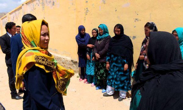 Masooma-Muradi-governor-daikundi-province-afghanistan