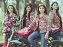 Four Indian Biker Queens Rode Through 10 Countries To Promote Female Empowerment