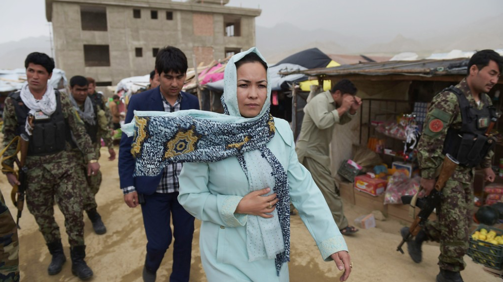 Afghanistan's Lone Female Governors Defying Sexism & Religious Conservatism To Do Their Job