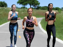 Entrepreneur's Activewear Collection Designed To Promote Health And Women In STEM