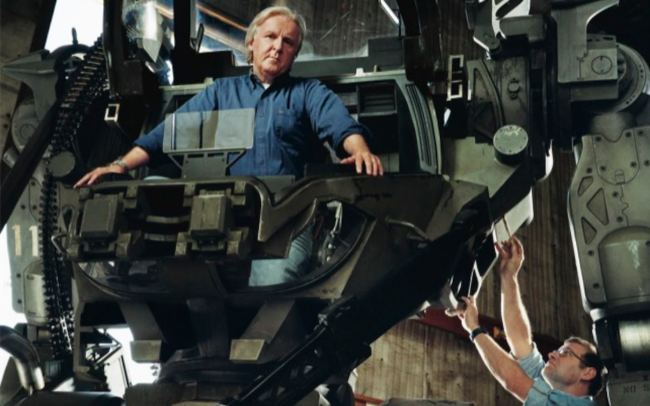 Director James Cameron On Creating Some Of The Most Iconic