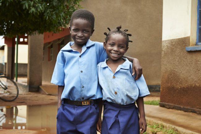 Boy-and-girl-Zimbabwe