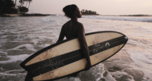 This Teen Survived Civil War & The Ebola Epidemic To Become Sierra Leone's 1st Female Surfer
