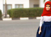 "Blogger & Medical Scientist Creates ""Hijarbie"" Doll To Foster Positive Awareness For Muslim Girls"